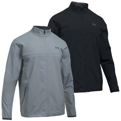 Under Armour 2017 Mens UA Storm Windstrike Full Zip Performance Golf Jacket