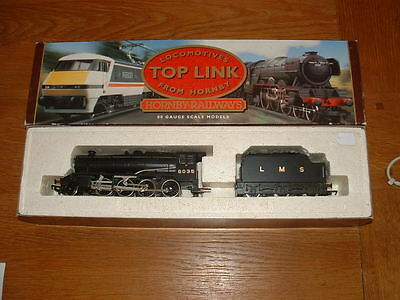 HORNBY LMS 8F CLASS 2-8-0 LOCO No 8035 in LMS Black Livery