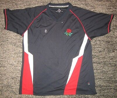 England Rugby Training Shirt Jersey - Adult XL *Kukri*