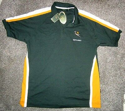 Rare South Africa Rugby Jersey Shirt - Adult S (BNWT)