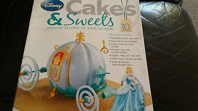 Disney Cakes And Sweets Issue 10 Will Post Internationally.