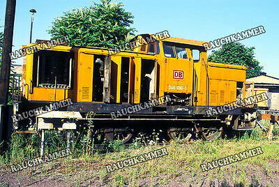 DR 346 690-1  Bw Magdeburg 1999 / org. Dia + Datei!  135#13