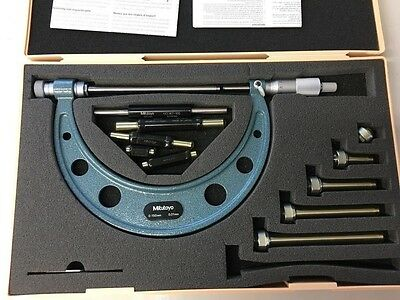 mitutoyo 0-150 external micrometer excellent condition