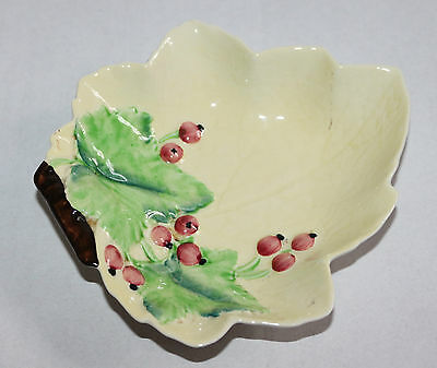 Vintage Carlton Ware Dish App 120Mm Across And In Excellent Condition.
