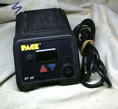 Pace ST 45 Soldering Station only with Line cord