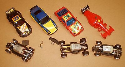 Artin Chassis And Body Slot Car 1/43