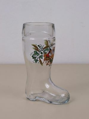 Traditional Boot Beer glass