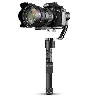 Crane 3-Axis Handheld Gimbal Stabilizer for DSLR and Mirrorless Cameras