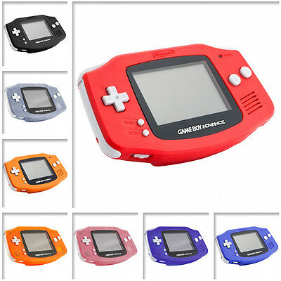 Colorful New Full Housing Case Button Kits for Nintendo Game Boy Advance GBA