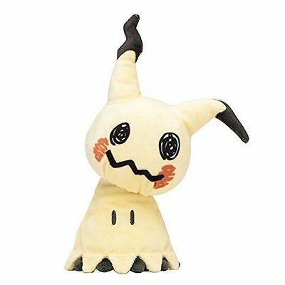 "Pokemon Center 12"" Mimikyu Stuffed Animal Plush Doll Kids Toy"