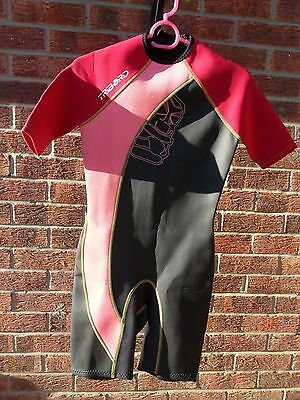 Tribord,kids Wetsuit,size 14 Years