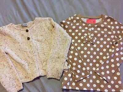 Girls Tops Bundle Age 4-5 Years  Next