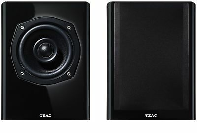 Teac S 300NEO B & Stereo Speakers for MP3& iPod-Black