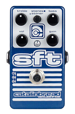 Catalinbread SFT Overdrive & Distortion Effects Pedal (NEW)