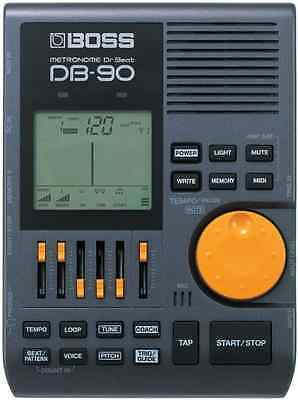 BOSS DB90 Dr. Beat Metronom | Mini Drum Computer DB-90 DrBeat NEU