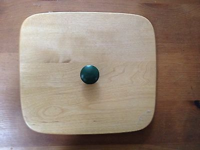 Custom Made LID ONLY for Longaberger Small Storage Solutions Basket - New
