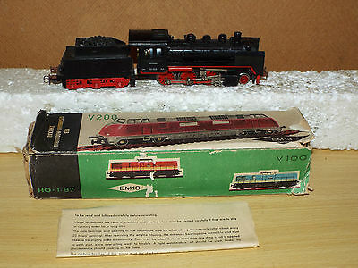 Gutzold/Piko  EM10 DR BR 24 2-6-0 Loco 24002, boxed with instructions