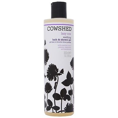 Cowshed Bath & Shower Gels Lazy Cow Soothing Body & Gel 300ml for women