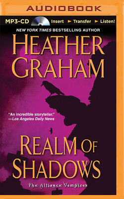 The Alliance Vampires: Realm of Shadows 4 by Heather Graham (2014, MP3 CD,...