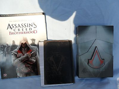 Assassin's Creed Items,book,dvd Etc