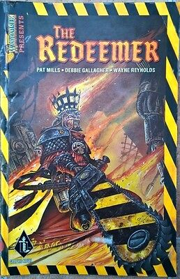 Pre-Owned Paperback - The Redeemer - Warhammer Graphic Novel - Sci-Fi/Fantasy