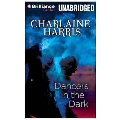 Dancers in the Dark by Charlaine Harris (2013, CD, Unabridged)