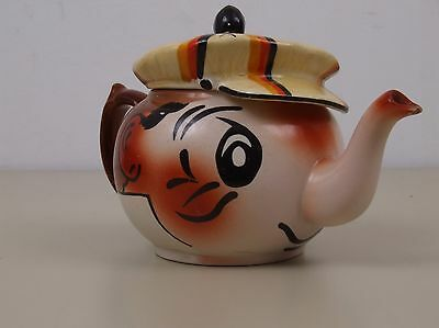 Hand Painted Teapot by Wade England