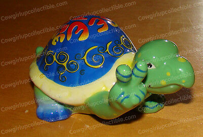 BE THE CHANGE TURTLE (Peace Turtle Collection by Westland, 23005)