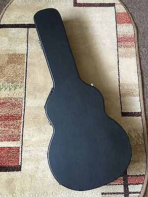 £99 Fitted Hard Case for Folk Style/Size Acoustic Guitar