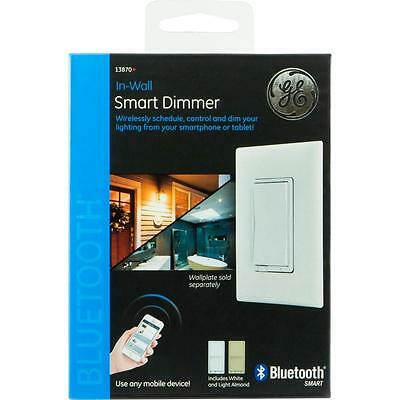 GE Bluetooth In-Wall Smart Dimmer 13870