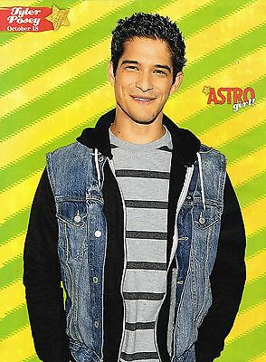 "TYLER POSEY - NICE SMILE - 11"" x 8"" MAGAZINE PINUP - POSTER - TEEN BOY ACTOR"