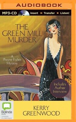 The Green Mill Murder by Kerry Greenwood (2014, MP3 CD, Unabridged)