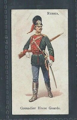 Bat British American  Soldiers Of World Leaf Back Russia Grenadier Horse Guard
