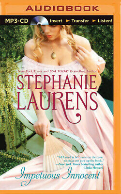 Impetuous Innocent by Stephanie Laurens (2015, MP3 CD, Unabridged)