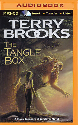 Landover: The Tangle Box 4 by Terry Brooks (2015, MP3 CD, Unabridged)