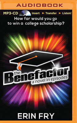 The Benefactor by Erin Fry (2015, MP3 CD, Unabridged)