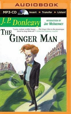 The Ginger Man by J. P. Donleavy (2014, MP3 CD, Unabridged)