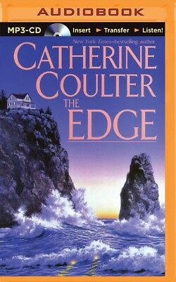 FBI Thriller: The Edge 4 by Catherine Coulter (2014, MP3 CD, Unabridged)