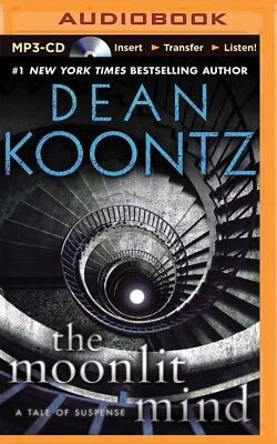 The Moonlit Mind : A Tale of Suspense by Dean Koontz (2014, MP3 CD, Unabridged)