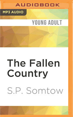 The Fallen Country by S. P. Somtow (2016, MP3 CD, Unabridged)