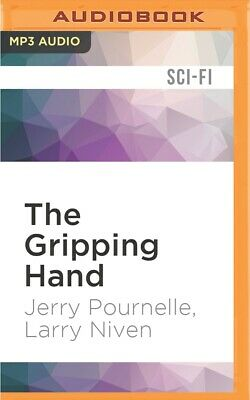 The Gripping Hand by Jerry Pournelle and Larry Niven (2016, MP3 CD, Unabridged)
