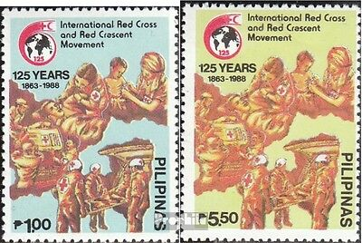 Philippines 1895-1896 (complete.issue.) unmounted mint / never hinged 1988 125 y