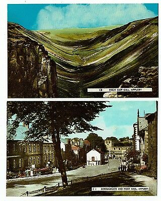 Post Cards Color Photos Of Appleby