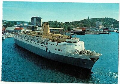 """Post Cards Shipping The M/s """"blenheim"""""""