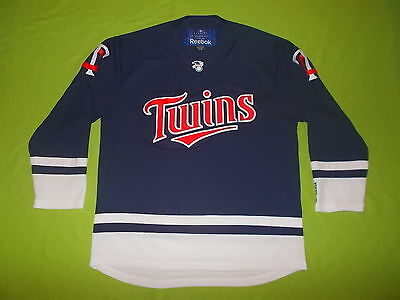 Jersey MINNESOTA TWINS (M) REEBOK PERFECT !!! MLB Only ONE !!!