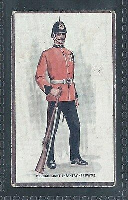 Hill Types Of The British Army Verbena No 15 Durham Light Infantry