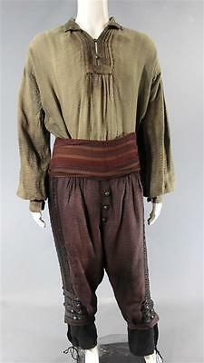 Black Sails Degroot Andre Jacobs Screen Worn Pirate Costume  Ep 401