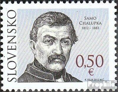 Slovakia 677 (complete.issue.) unmounted mint / never hinged 2012 Chalupka