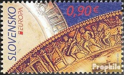 Slovakia 681 (complete.issue.) unmounted mint / never hinged 2012 Europe