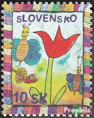Slovakia 537 (complete.issue.) unmounted mint / never hinged 2006 Children
